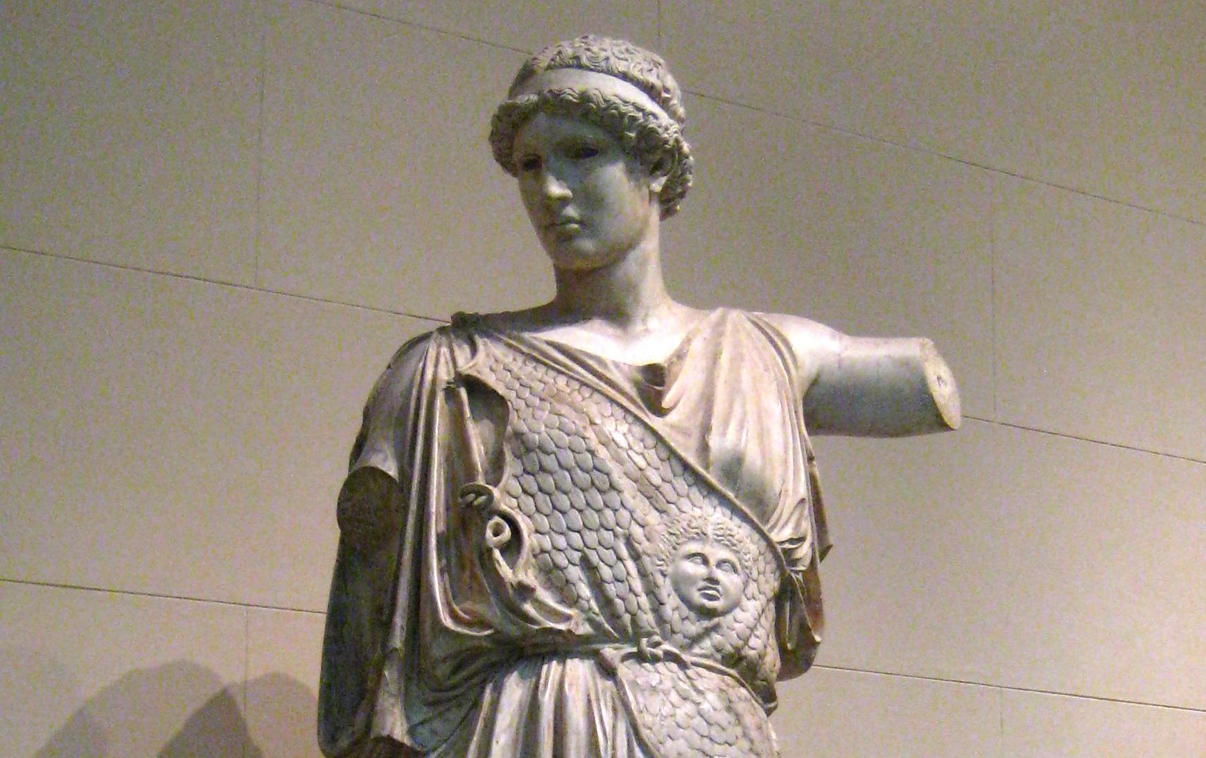 Athena Lemnia – Arte – Opere – Artisti