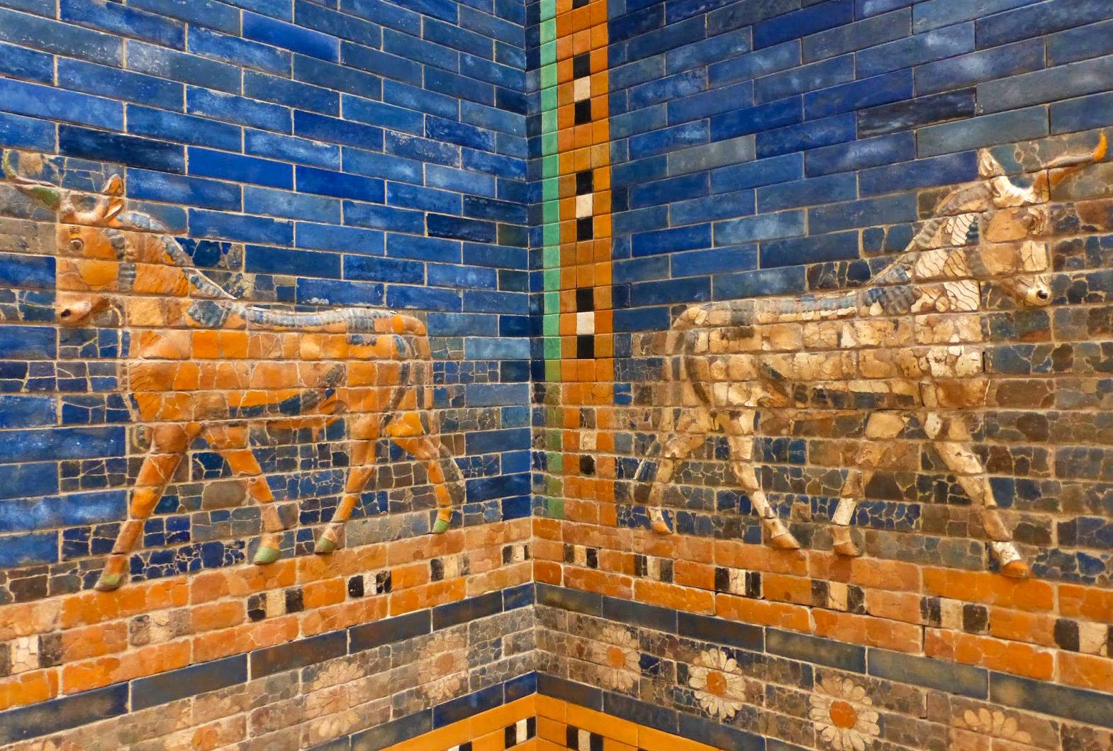 Porta Di Ishtar Arte Opere Artisti